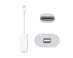 Thunderbolt 3 a Thunderbolt 2, apple mexico, ipad, ipad pro, ipad air, apple, Mini Mac de Apple