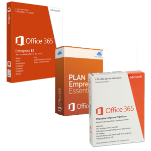 Planes office 365
