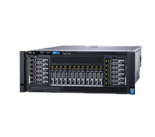 Poweredge R930, redes de datos, redes de internet