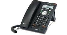 Teléfono IP VTech negro cuentas SIP